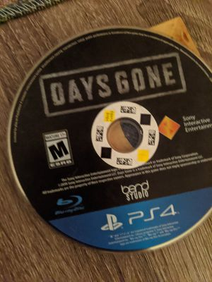 Days Gone - PlayStation 4 / PS4 for Sale in North Springfield, VA