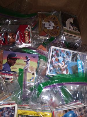 Baseball cards from 70 80 90s for Sale in Penn, PA