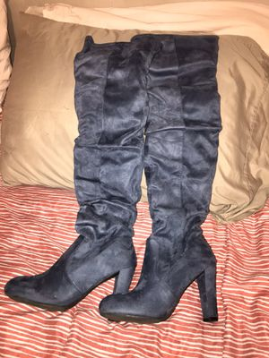 Charlotte Russe Thigh High Boots for Sale in Hacienda Heights, CA