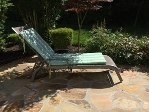Patio lounge chair for Sale in Boyds, MD