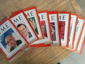 Time mag from 30&40s for Sale in Rockville, MD