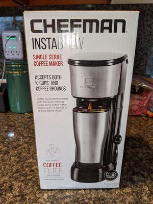 Single serve coffee maker for Sale in Renton, WA