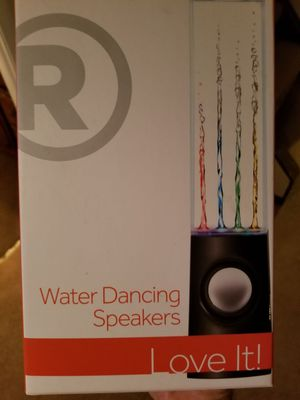 Water Dancing Speakers for Sale in Pittsburgh, PA
