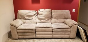 Reclining couch for Sale in Bothell, WA