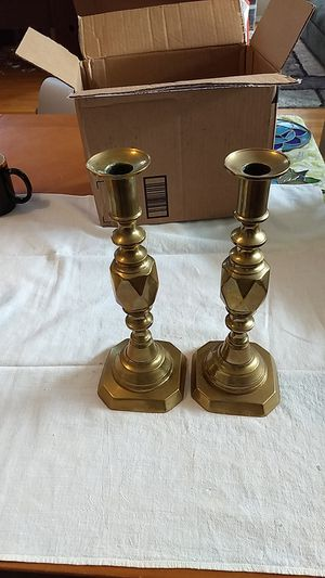1870 brass candelabra princess for Sale in Kenmore, WA