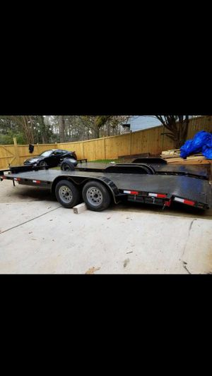 2018 Car trailer / Equipment trailer for Sale in Stone Mountain, GA