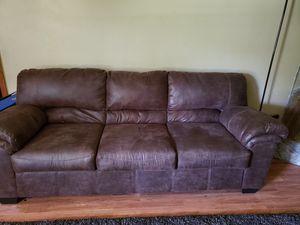 Chocolate Sofa for Sale in Cartersville, GA
