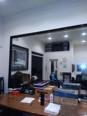 10ft x10ft room size mirror for Sale in Newport Beach, CA