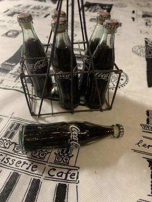 Mini Coca Cola bottles for Sale in Hayward, CA
