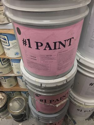 interior brown paint . satin . 5 gallon. for Sale in Shoreline, WA