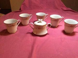 Antique sugar bowl and cups for Sale in Sacramento, CA