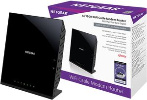 Netgear AC1600 Modem and Router for Sale in Watertown, MA