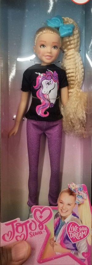 Jo Jo Siwa Doll New In Box for Sale in Rosedale, MD