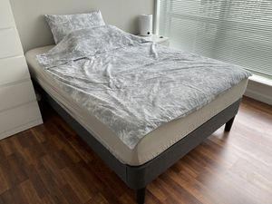 Nectar Full (Double) Size Bed Frame & Foundation for Sale in Boston, MA