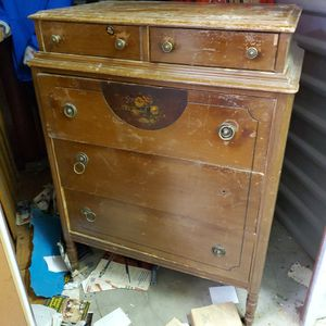Antique Dresser for Sale in Houston, TX