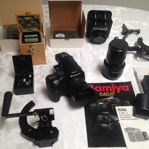 Camera and equipment for Sale in San Antonio, TX