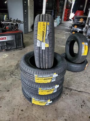 185/65/15 new tires for $300 with balance and installation we also finance {contact info removed} ask for Dorian 7637 airline dr houston TX 77037 for Sale in Houston, TX