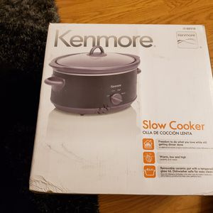 kenmore slow cooker for Sale in Los Angeles, CA
