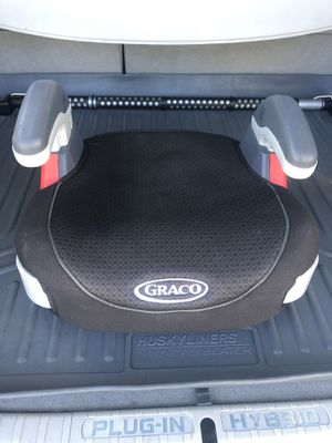 Graco Backless Turbobooster car seat for Sale in Daly City, CA