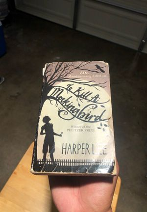 To kill a mockingbird for Sale in Long Beach, CA
