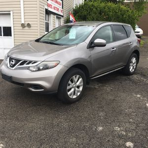 2011 Nissan Murano AWD, 105,000 miles, $5,495,00 for Sale in Girard, OH