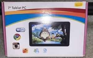 "7"" Tablet PC for Sale in Detroit, MI"