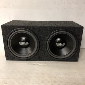 """MMATS Professional Car Audio 12"""" Subwoofers for Sale in Columbus, OH"""