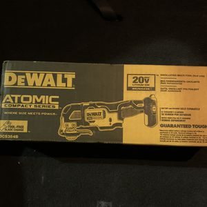 DEWALT NEW MULTI TOOL /tool Only/ $70 for Sale in Richmond, VA