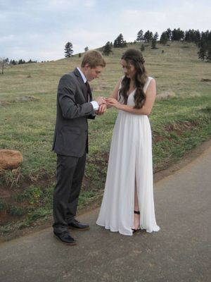 white Prom dress for Sale in Longmont, CO