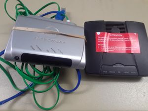 DSL modems x2 for Sale in Columbus, OH
