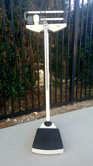 SECA PHYSICIANS SCALE with HEIGHT Feature- 500 LB for Sale in Addison, TX
