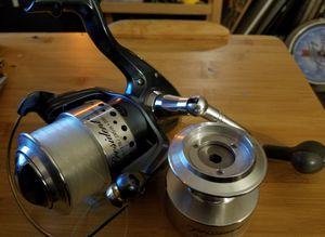 Pflueger President Fishing Reel w 2 Spools for Sale in Oak Park, IL