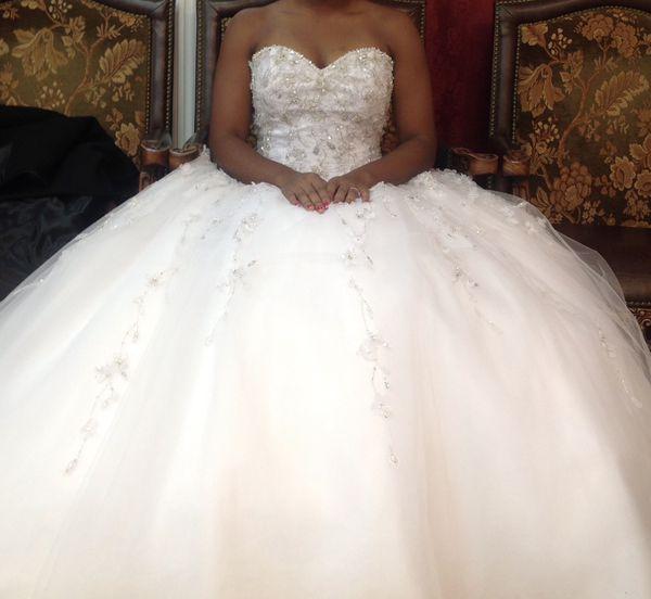 Morilee Bridal Wedding Dress by Madeline Gardner