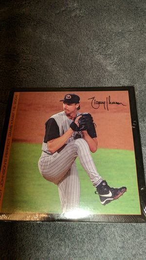 Sealed DVD Randy Johnson's Perfect Game for Sale in Gilbert, AZ