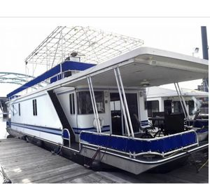 Houseboat, Lakeview 55'x15' for Sale in Providence, RI