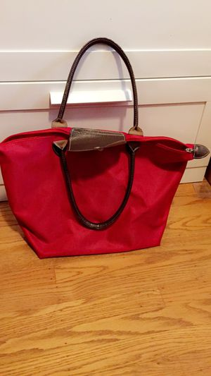 Used Longchamp medium sized tote! for Sale in San Francisco, CA