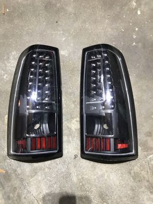 Silverado Led tail lights for Sale in Freeport, NY