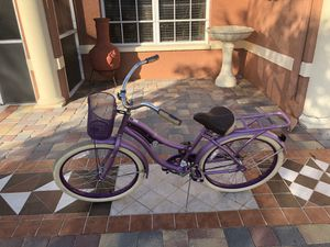 Women bike for sale size 24 for Sale in Fort Myers, FL