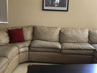 Sectional Pull Out Sofa For Sale for Sale in Hollywood,  FL