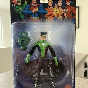 Green Lantern Mint Action Figure for Sale in Annandale, VA