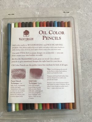 NEW professional artist oil paint pencils for Sale in Las Vegas, NV