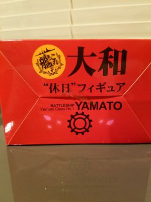 TAITO Kantai Collection Kancolle Yamato Day off ver. figure Japan Official for Sale in Federal Way, WA