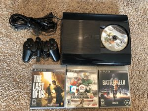 PS3 & Games for Sale in Lincoln, NE
