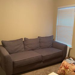 Grey/blue Couch for Sale in Austin,  TX