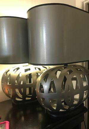2 lamps for Sale in Phoenix, AZ
