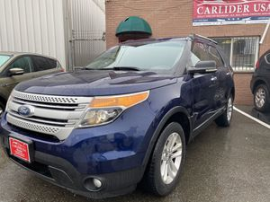 2011 Ford Explorer XLE for Sale in Everett, MA