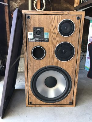 Dynamic audio speaker pro poly series for Sale in Milpitas, CA