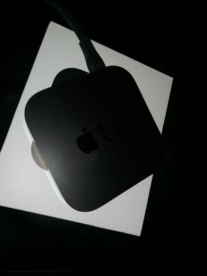 Apple TV 3rd Generation w/ box for Sale in Union Park, FL