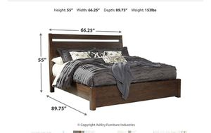 Ashely Furniture Bed Frame and Mattress for Sale in TWN N CNTRY, FL