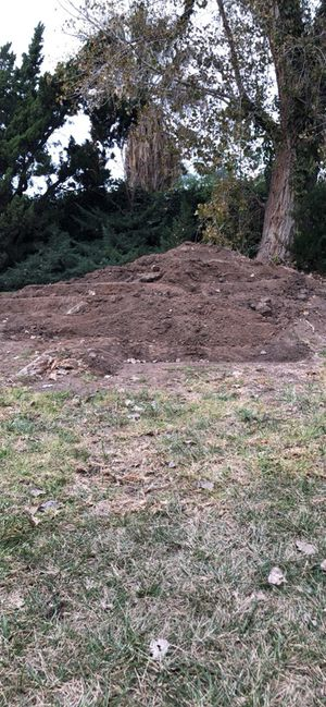 Fresh free dirt and load with tractor for Sale in Riverside, CA